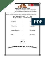 Plan de Trabajo Sincae