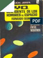 Yo Confidente de Los Hombres Del Espacio - Fernando Sesma(2)