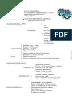 Definición de Cuenta AF1