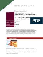 Programa Técnico Laboral por Competencias Laborales en Cocina FUAA
