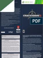 Crackdown2 Leaflet XX
