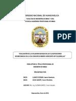 Tesis Huancavelica Minas