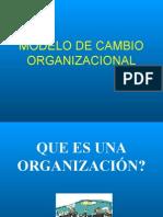 Modelo de Formulizacion Organizacional OBM