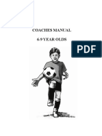 Coppingery Soccer Coaches Manual 6-9 Year Olds - A