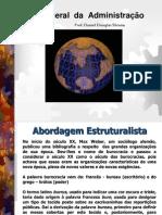 UnidadeIV - Teoria Estruturalista