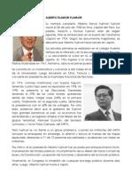 Alberto Fujimori Fujimori