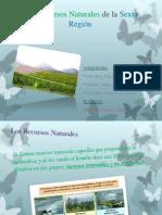 Los Recursos Naturales de la Sexta Región