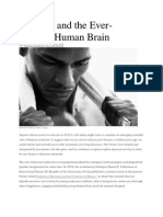 Exercise and New Brain Cells