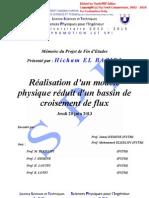 PFE Hydraulique & Similitudes