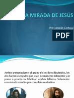 LA MIRADA DE JESÚS