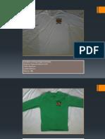 T-shirts a la venta