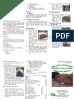 Bio Organic Fertilizer From Coir Dust and Animal Manure