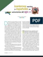 Vargas Rangel, Virginia - Mexicanismos escritos por españoles en documentos del siglo XVI.pdf