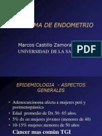 Carcinoma de Endometrio