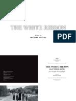 The White Ribbon (Press brochure)