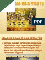Majlis Raja-raja Melayu(Pn Roslina)