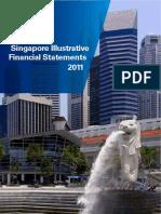 Singapore Illustrative Financial Statements 2011
