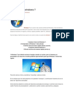5 Trucos Para Windows 7