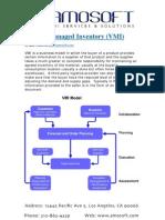 Vendor Managed Inventory Diagram