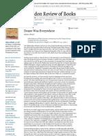 Adam Shatz reviews 'Gilles Deleuze and Felix Guattari' by François Dosse, translated by Deborah Glassman · LRB 16 December 2010