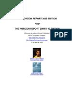 Resumen Informes Horizon ES ISFTIC 2009