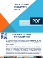 Fundacion Cultural Interencuentros