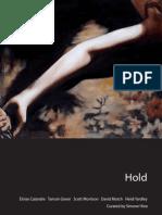 Hold Catalogue Web