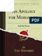 An Apology for Mohammed 1000034723