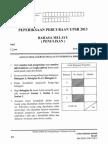 Kelantan BM Penulisan
