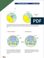 Ball valve Design Feature