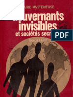 Hutin Serge - Gouvernants Invisibles et Sociétés Secrètes