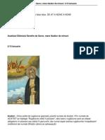 Acatistul Sfantului Serafim de Sarov Mare Fctor de Minuni 215 Ianuarie