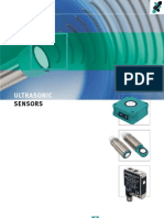 Catalog Ultrasonic Sensors