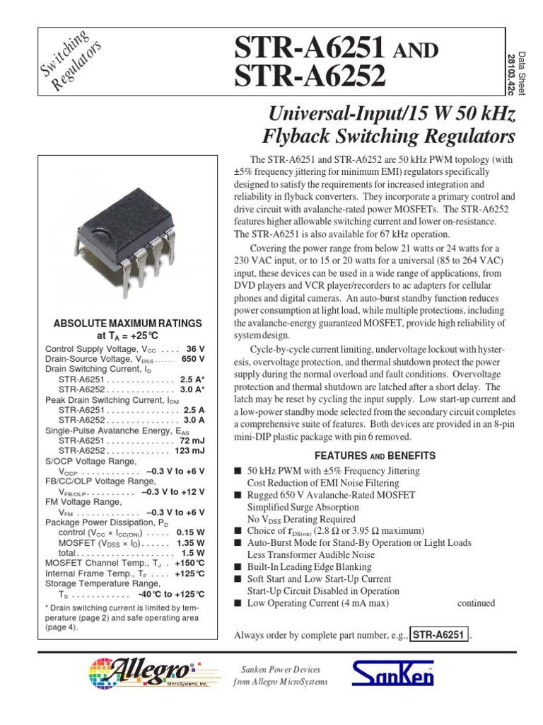 12 Volt Smps Circuit Diagram