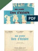 Histoire CE1 Mon Premier Livre d'Histoire Personne-Andraud-Marc