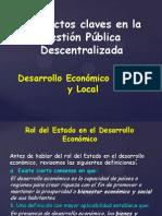 Desarrollo Económico Regional y Local