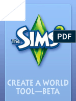 the sims 3 create a world tool-beta