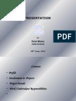 Presentation 18.06.2012