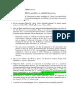 Digest - Magestrado vs. PP