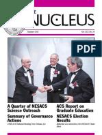 Nucleus Summer 2013