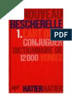 Langue Française Bescherelle des Verbes (12 000 Verbes)