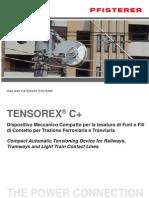 Brochure Tensorex C+