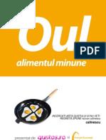 Cartea de Bucate Avicola Bucuresti Oul Alimentul Minune