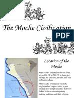 The Moche Civilization
