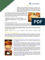 Application  bulletin n°160 - CarraLact DPC line