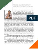 Kota Kupang & Revolusi KIA
