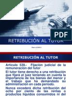 RETRIBUCIÓN AL TUTOR