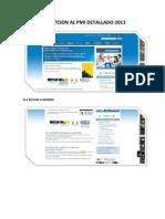 Proceso de Inscripcion Al PMI Detallado - 2013