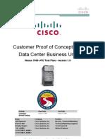 Cisco Nexus 7000 Series NX-OS CLI Management Best Practices