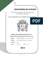 Informe de Maquinas Electricas II--2